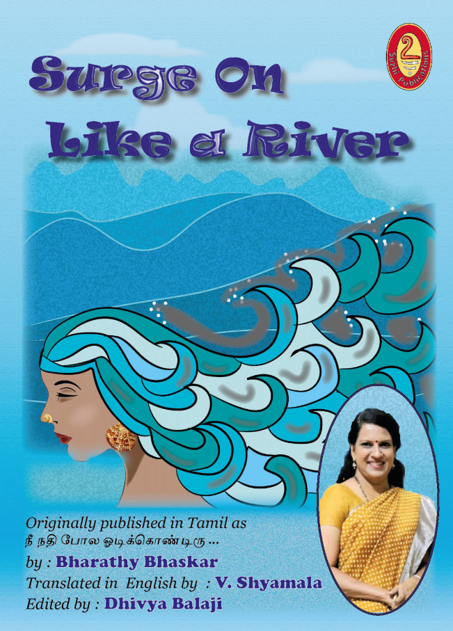 Book cover Surge on like a river