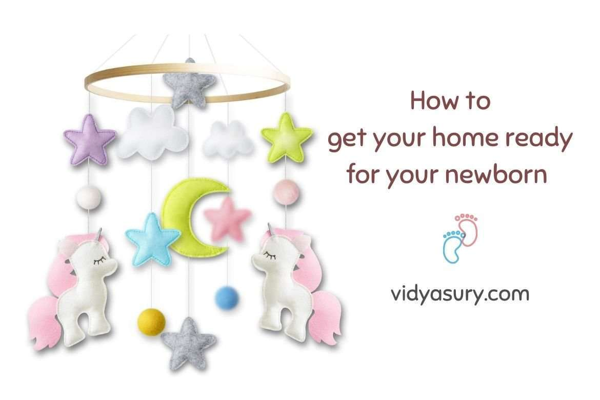 How to get your home ready for your newborn baby
