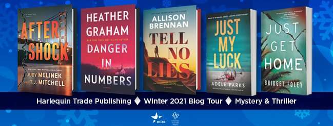 Book tour Danger in Numbers Heather Graham