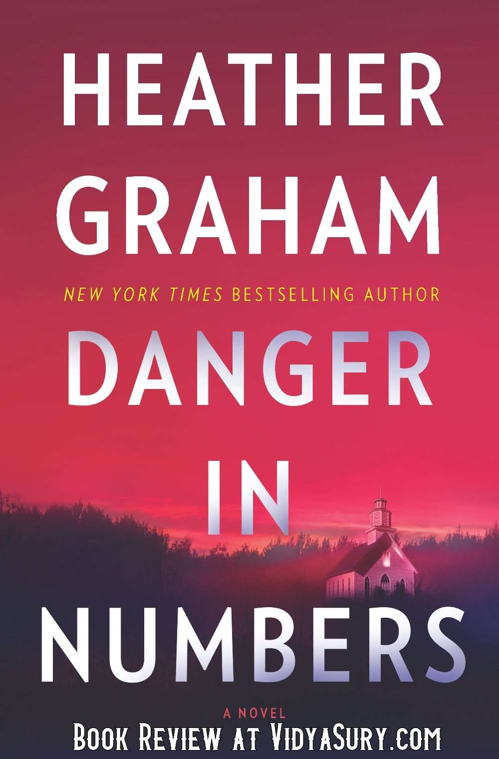 Danger In Numbers by Heather Graham Book Review