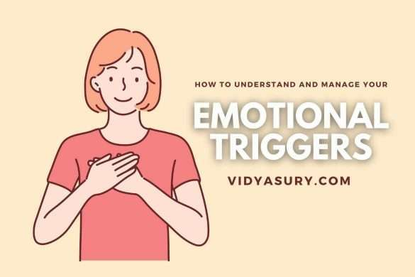 how to understand and manage your emotional triggers